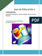 Educacion Distancia Alice 2009