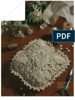 Crochet Pincushion A