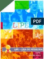 Edital LIPE 2012-1