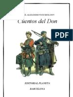 72527902 Sholojov Mijail a Cuentos Del Don