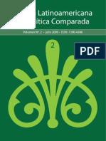 2. Revista Latinoamericana de Politica Comparada
