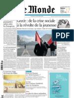 Le Monde - 11/12/2008