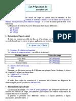 05c- Les fréquences de rotation en perçage prof