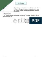 07- Le Filetage Prof
