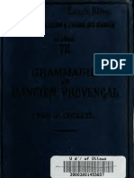 Anglade Provencal