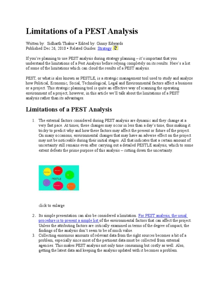 limitation of the study guide essay