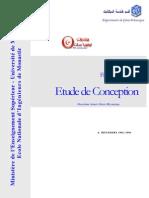 Cours Etude de Conception Mécanique by walidenim