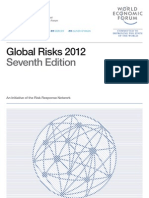 Global Risks 2012 WEF MMCo Full