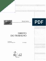 Saraiva, Renato - Direito do Trabalho Para Concursos Públicos, 10ª ed. (2010)