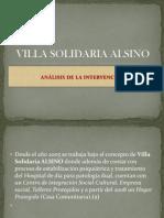 Villa Solidaria Alsino