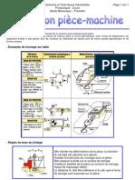 Liaison Piece Machine