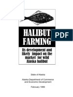 Halibut Farming