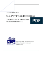 Pet Food Industry Report