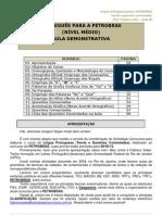 Portugues Estratégia aula demostrativa