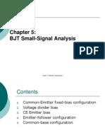 5_BJT Small Signal