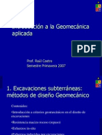 16-Introduccion a La Geomecanica