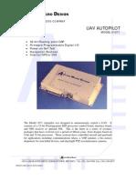 Uav Autopilot Model