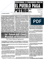 Patria Argentina numero 76-90