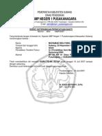 Surat Keterangan Pernyataan Bakti-2004