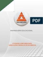 Atividades Complementares- Orientações e Modelos 2011[1]