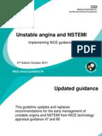 Nice Guideline Nstemi