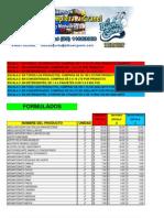 2012 a Lista Productos Limpieza Enero Pagina Web