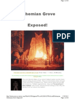 Bohemian Grove Exposed