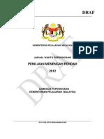 jadual pmr 2012