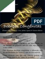 Doenças Congênitas - Imunologia