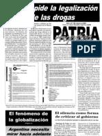 Patria Argentina numero 166-180
