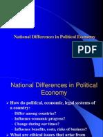 Political Economies Ch. 2