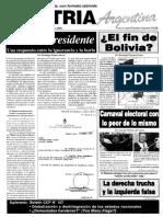 Patria Argentina numero 211-229