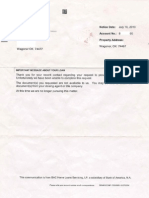 Bofa No Documents - Redacted
