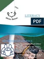 Literacy Presentation