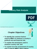 Country Risk Analysis 2
