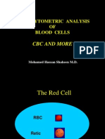 Flow Cytometric Analysis o Blood Cells