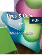 Dyes and Color 2 Mansoor Iqbal