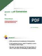 Boiler Fuel Conversion