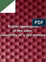 Textile Application Color Sensitivity 8 Mansoor Iqbal