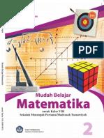 Kelas VIII SMP Matematika Nuniek A