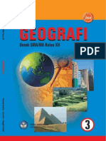 Kelas XII SMA Geografi 3 Danang Endarto