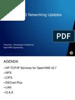 Networking Update