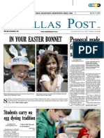 The Dallas Post 04-08-2012