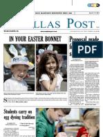 The Dallas Post 04-08-2012