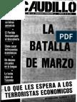 Revista El Caudillo nro. 64 a 72