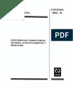 COVENIN 2842-91