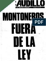 Revista El Caudillo nro. 37 a 45