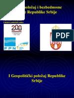 Geopoliticki Polozaj Republike Srbije