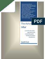 The Ashcroft Affair