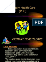 Primary Health Care Part-1
